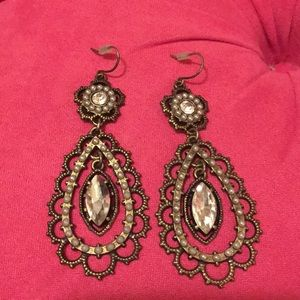 Chloe & Isabel Filigree Earrings
